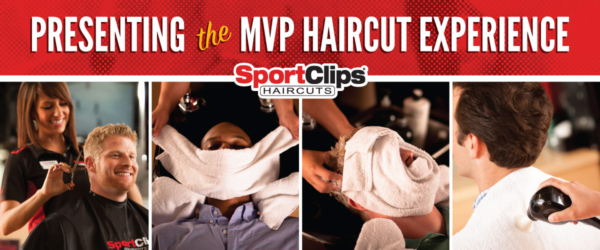 The Sport Clips Haircuts of Oswego MVP Haircut Experience